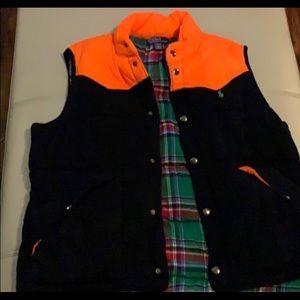 Polo by Ralph Lauren Vest Size xl